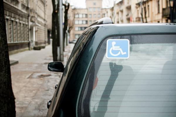 Gal norėtumėte apsikeisti vietomis su neįgaliuoju?