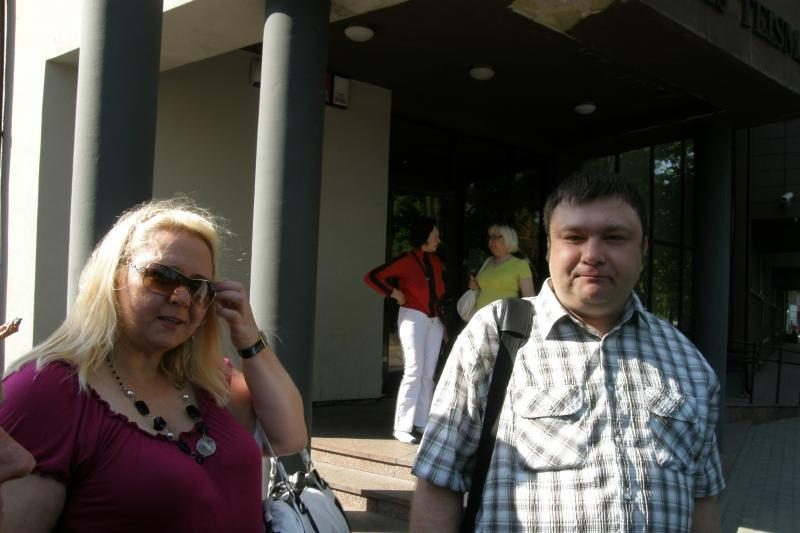 Susitaikęs su mediku E.Ostapenka vis tiek bus teisiamas