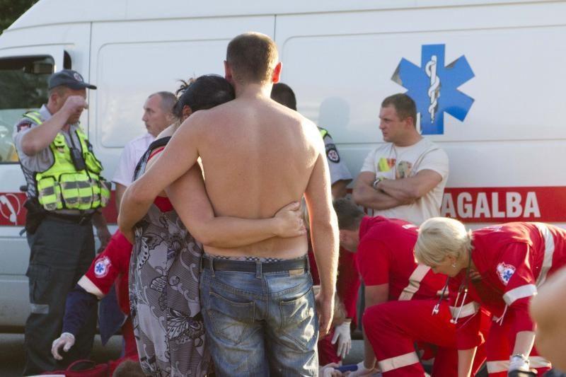 Kauno medikai gelbėjo karščio bei vabzdžių aukų gyvybes