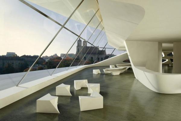Helsinkiui leista statytis Guggenheimo muziejų