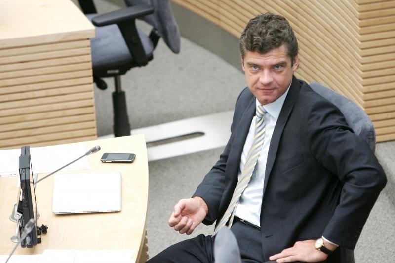 Seimo nariai kovos dėl parlamentarų žaidynių taurės