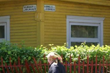 Lenkai dvikalbius užrašus žada ginti tarptautiniuose teismuose