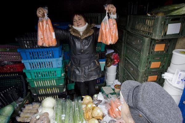 Ūkininkų turgeliuose – pirkėjų anšlagas