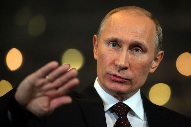 Nepatenkintieji V.Putinu nenori pasukti iš kelio