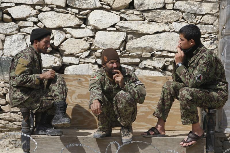 Lietuviai ir toliau ruošia Afganistano pajėgas