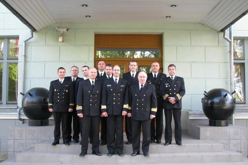 Klaipėdoje susitiko Baltijos šalių karinių pajėgų vadai