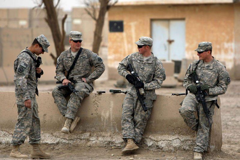"""Irako policija nukovė aukštą """"al Qaeda"""" kovotojų grupuotės lyderį"""