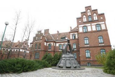 Klaipėdos universiteto investicijos siekia apie milijoną litų