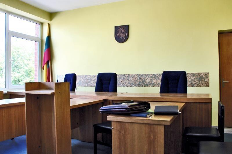 Sutuoktiniams išvengti teistumo nepavyko