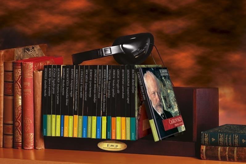 Pažinkite magišką klasikinės muzikos pasaulį