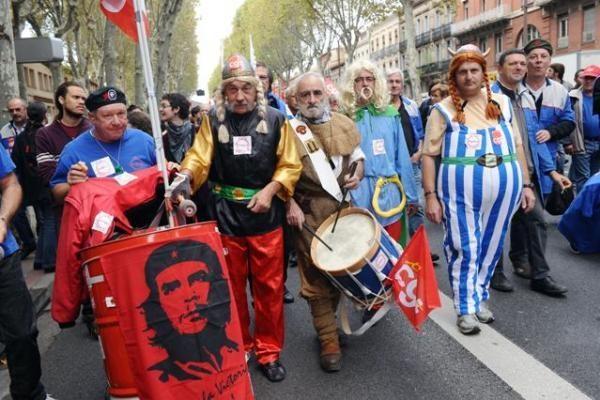 Prancūzija: trečia pensijų reformos streiko diena