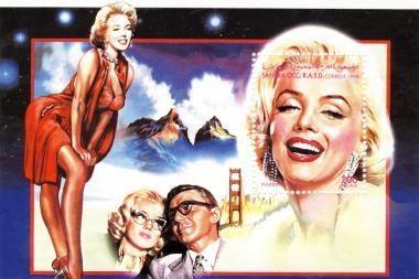 Kapavietė šalia Marilyn Monroe parduota už 4,6 mln. dolerių