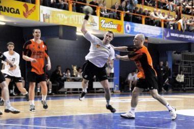 Lietuvos rankinio lygos čempionai naują sezoną pradėjo pergale