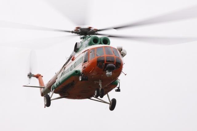 Kariškių sraigtasparnis gelbėjo sunegalavusį jūrininką (atnaujinta)