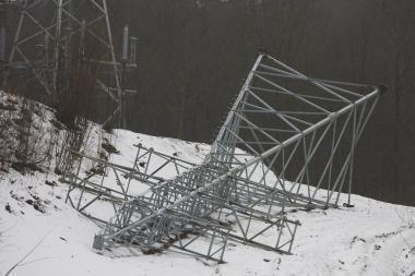 Be elektros ketvirtadienį likę daugiausia Vilniaus rajono gyventojų