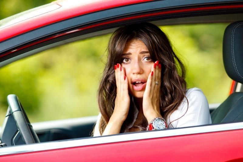 Koks pavojus tyko pagiringų vairuotojų?