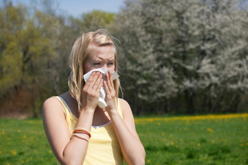 Ir alergija sergantieji gali džiaugtis pavasariu