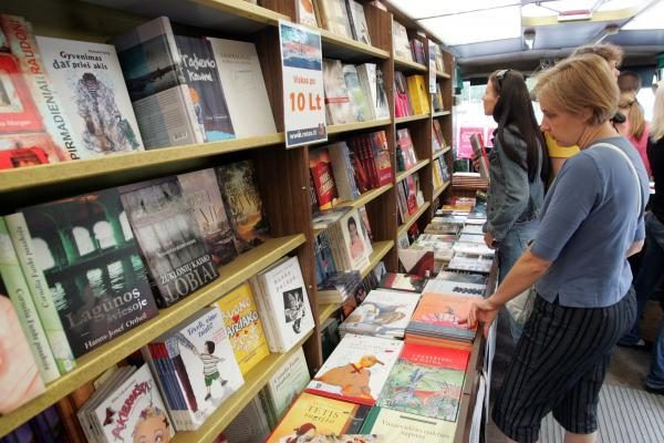 Prieš rugsėjį - knygų ir vadovėlių mainai