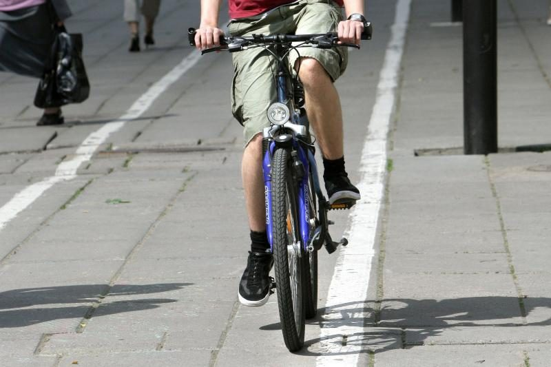 Dviračių transporto plėtrai Klaipėdoje - trys nauji projektai
