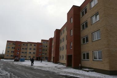 Didės socialinio būsto nuomos kaina