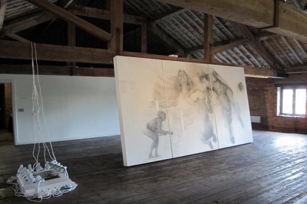 Lietuvių menininkai sulaukė Jungtinės Karalystės kultūros ministro dėmesio