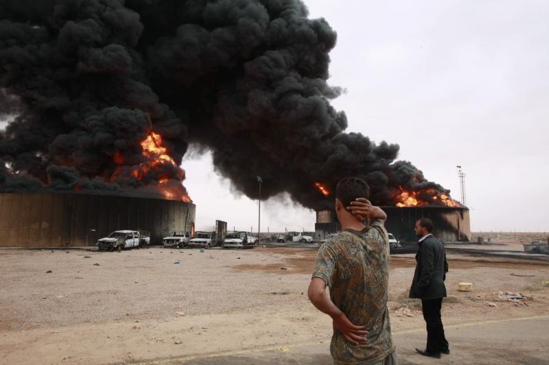 Buvę Libijos sukilėliai nori dalyvauti vyriausybėje