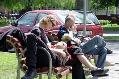 """Konkurso """"Darni šeima"""" dalyvių ratas Klaipėdos apskrityje gausėja"""