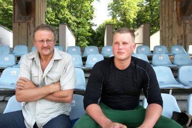 """Disko metikas A.Gudžius – penktas tarp """"Kylančių žvaigždžių"""""""