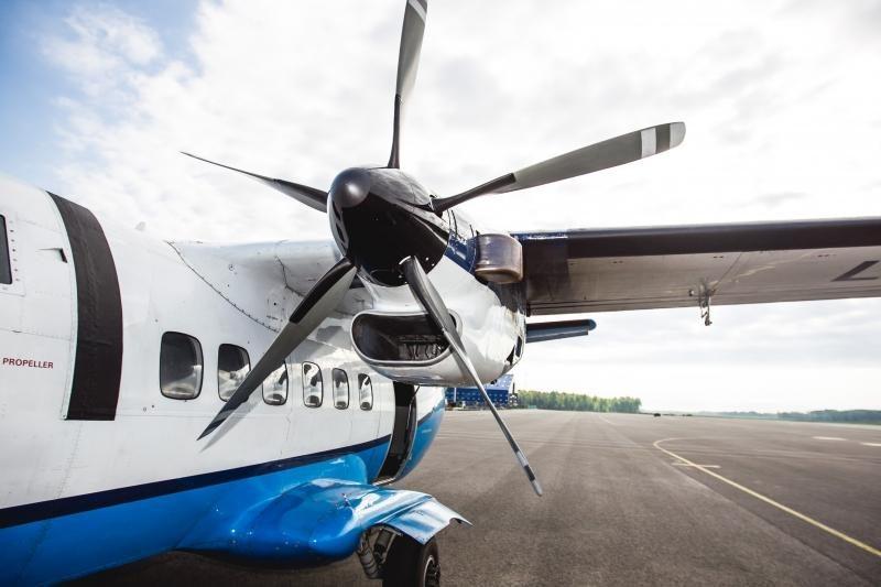 Lėktuve siautėjusį vyrą teismas pripažino kaltu