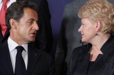 D.Grybauskaitė: didesnė ES fiskalinė drausmė naudinga Lietuvai