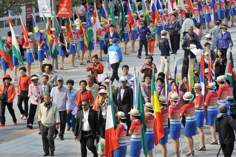"""""""Expo 2012"""" sulaukė tūkstančių lankytojų"""