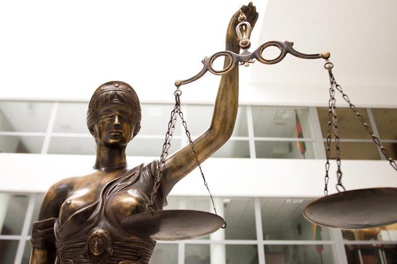 Vilniaus apygardos administracinio teismas turi naują pirmininkę