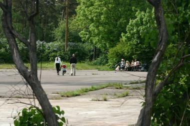 Klaipėdiečiai kviečiami kurti Poilsio parko viziją