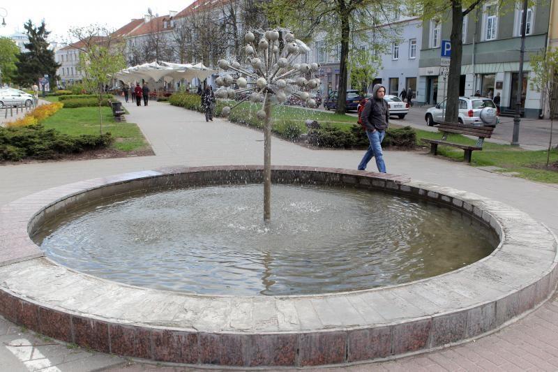 Savaitgalį Vilniuje įjungiami fontanai