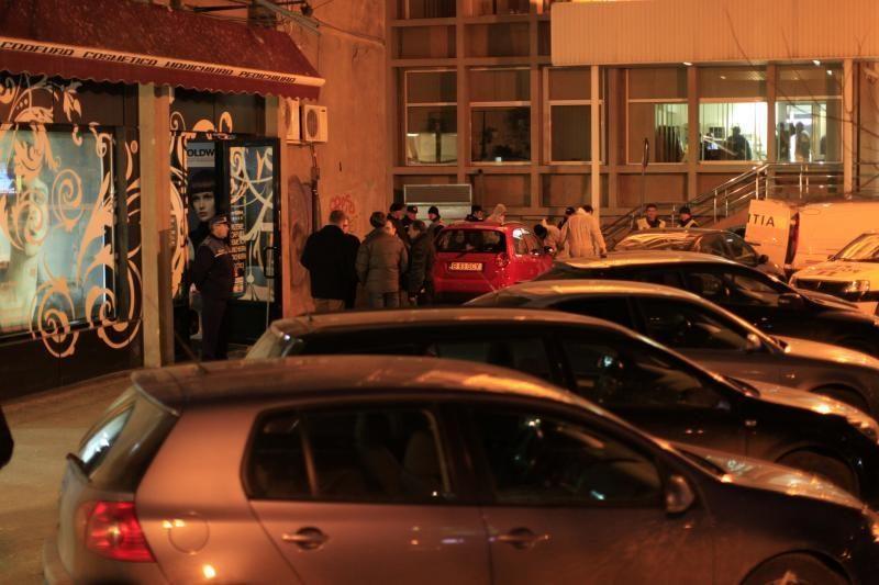 Rumunijoje vienoje kirpykloje nušauti du ir sužeisti dar šeši žmonės