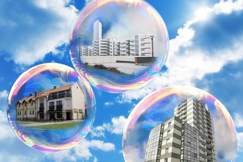 Suaktyvėjusi vidinė migracija pučia naują statybų burbulą?