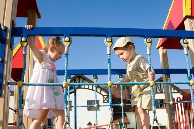Klaipėdoje vaikų žaidimų aikštelės sulauks remonto