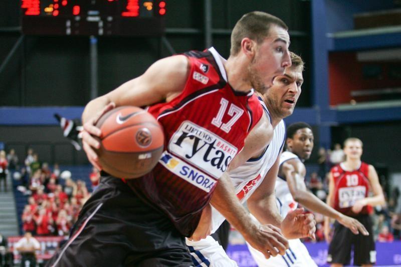 J.Valančiūnas – geriausias ne NBA žaidžiantis krepšininkas
