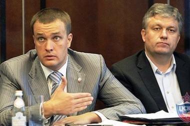 Maskvos CSKA sporto klubas – ant parako statinės?
