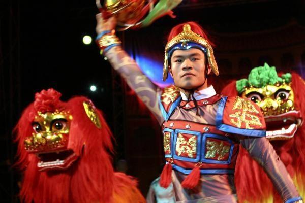 Kinijos imperatoriškas cirkas atvyksta į Lietuvą