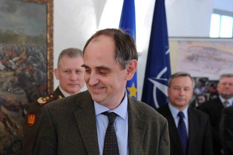 E.Lucasas: istorija A.Kubiliaus vyriausybę įvertins palankiai
