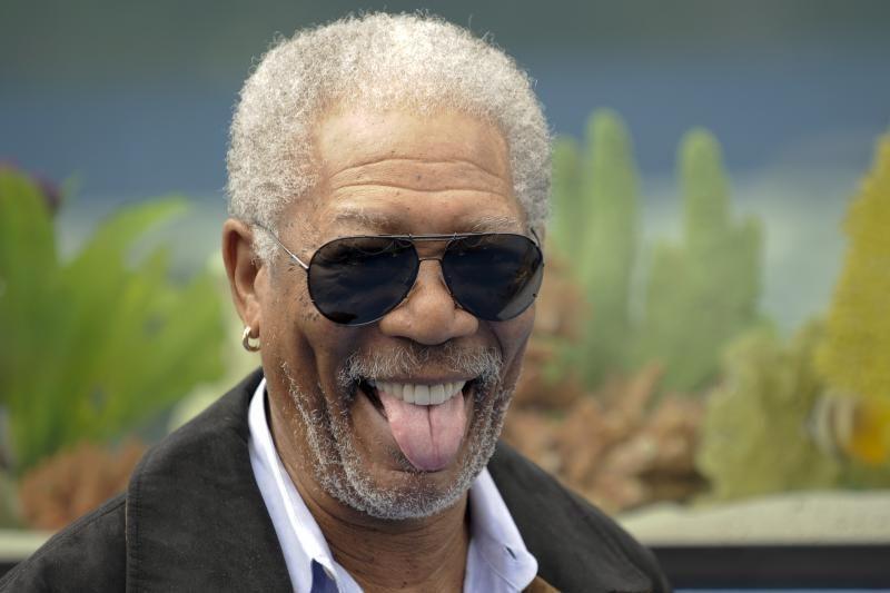 Holivudo aktorius M.Freemanas pagerbtas Mumbajaus kino festivalyje