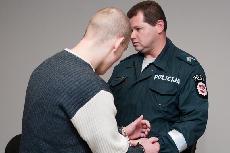 Tragišką avariją sukėlęs R.Balkūnas teisme elgėsi ramiai