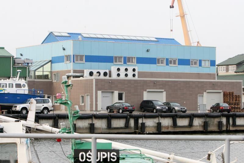 Klaipėdos savivaldybė nori perimti žuvininkystės aukciono valdymą
