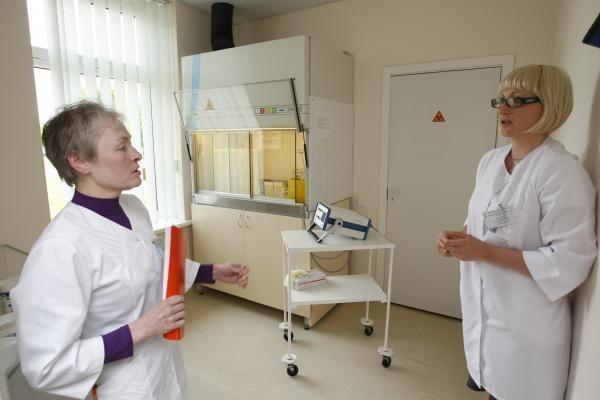 Klaipėdos universitetinėje ligoninėje atidarytas naujas skyrius
