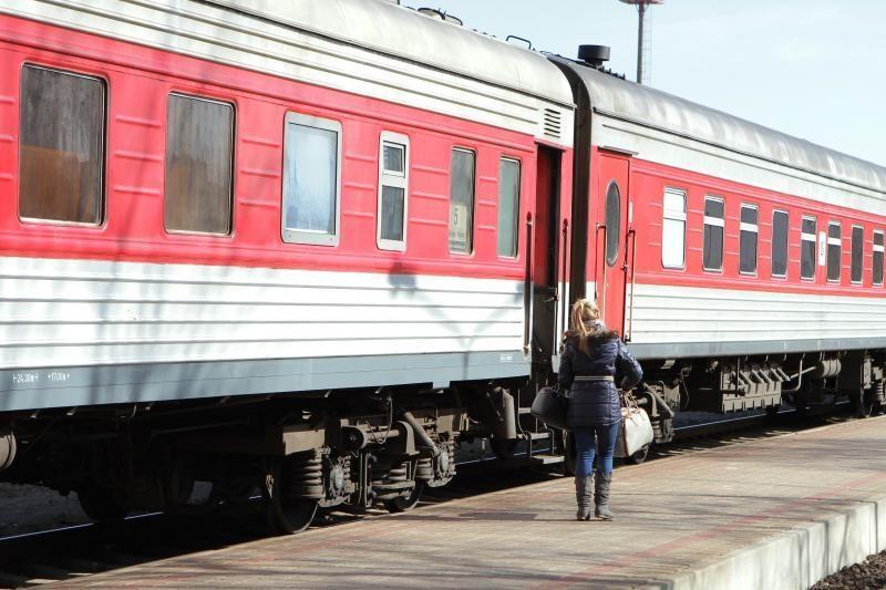Kretingoje po traukinio ratais žuvo vyras