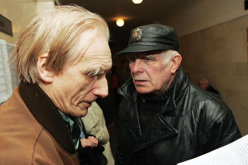 Už išpuolį prieš prokurorus – 390 litų bauda