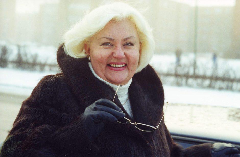 Mirė Irena Calzonienė