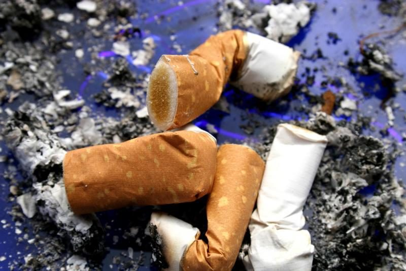 Muitininkai sulaikė didelį kontrabandinių cigarečių krovinį