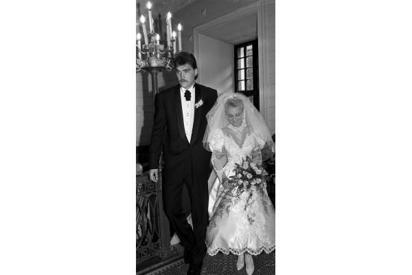 Blokados metai: Arvydo Sabonio vestuvėse nieko netrūko